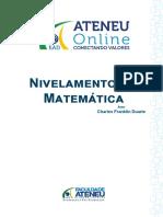 E-book de Nivelamento Em Matemática - Unidade i
