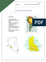 Analisis de Cajamarca 2016