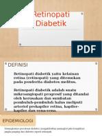 Retinopati Diabetik (Ps. Rebo)