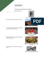 Aneka Ragam Daerah Jawa Timur