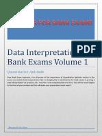 Data Interpretation Volume 1