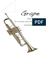GRAPE for Trumpet and Concert Band