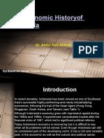 Indonesia Economy - Historical Side