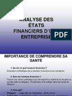 Analyse Financiere 1
