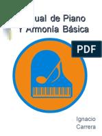 Manual de Piano y Armonía Básica