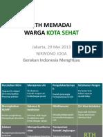 RTH Nirwono Joga