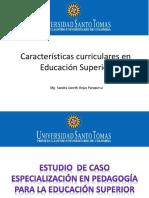 Características Curriculares en ES 2016_junio