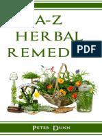 A-z Herbal Remedies