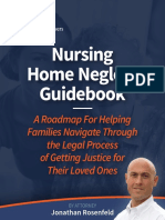 Nursing Home Abuse & Neglect Guidebook
