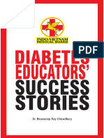 Diabetes Educators' Success Stories
