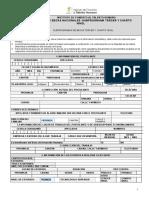 Formulario de Postulacion Becas Nacionales 11