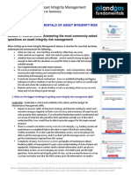 Risk Management Module 6 Summary