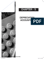 Fundamental Accounting Depreciation Chapter