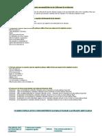 Frases Recomendables en Los Informes de Evaluación (1)