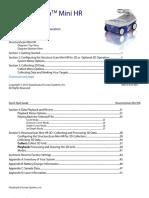 MN70635-1 StructureScan Mini HR Quick Start Guide