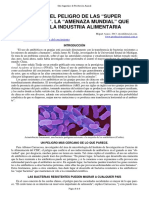 54 Antibioticos Bacterias
