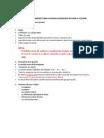 Guias para Prueba de Ing. de Plantas