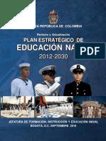 Plan_estrategico Educacion Naval 2012-2030