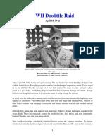 Mil Hist - WWII Doolittle Raid