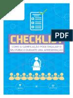 Checklist Gamificação Smartalk Salpinx
