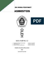 Makalah Asbestos