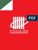Lajes Treliçadas FAULIM Manual
