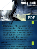 character of Moby – Dick