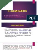Clase 4 - Oligosacaridos y Polisacaridos