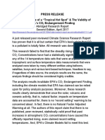 Ef Data Research Report Press Release 0418172