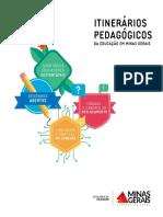 Caderno Itinerarios Pedagogicos Da Educacao Em Mg