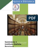Apostila de Arquivo e Biblioteca