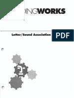 01 Letter Sound Association
