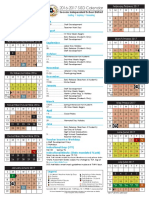 2016-17 socorro isd student calendar