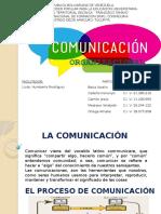 exposicion comunicacion organizacional