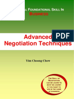 eBook Negotiation