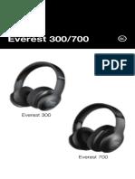 Quick Start Guide - JBL EVEREST 300