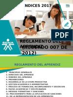 Induccion 2017 - Reglamento Del Aprendiz Sena