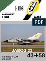 43+58 (JABOG 33)