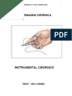 Instrumental Cirurgico
