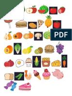 Alimentos descargables