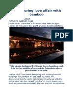 An Enduring Love Affair With Bamboo
