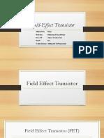 Field-Effect Transistor - Sensor Kimia