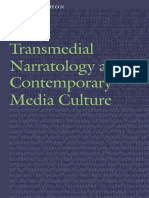 (Frontiers of Narrative) Jan-Noël Thon-Transmedial Narratology and Contemporary Media Culture-University of Nebraska Press (2016)