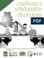 Ambiente y Participacion Ciudadana
