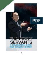 Os Quarenta Servos