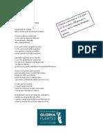 Autobiografía Gloria Fuertes
