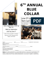 2017 Blue Collar Camp