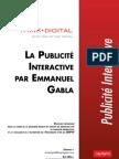 La publicité Interactive par Emmanuel Gabla