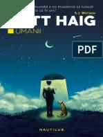 Matt Haig - Umanii