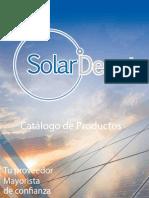 Catálogo SolarDepot